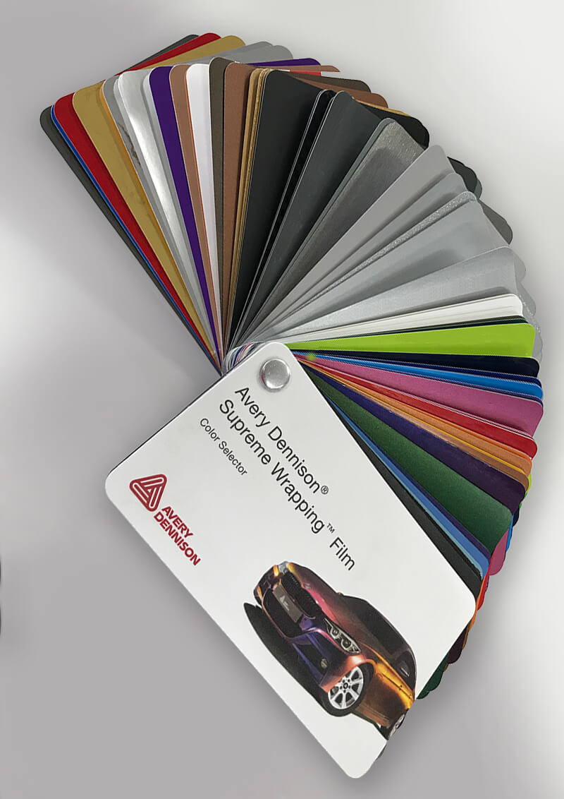 Full Colour Vinyl Graphics